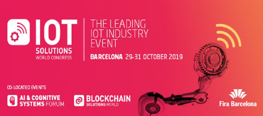 Ambidata en IOT Solution World Congress – Barcelona 2019